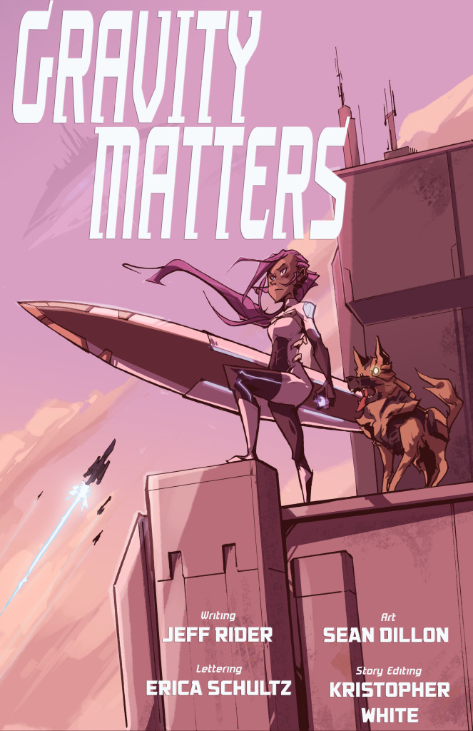 Gravity Matters Title page